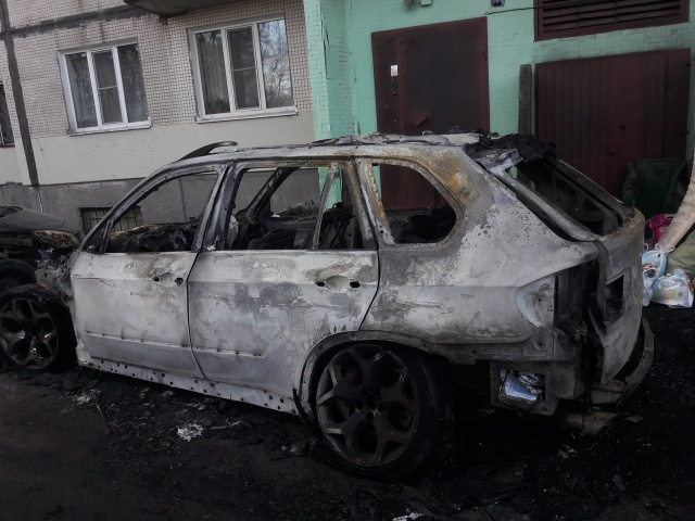 Parking Lot Revenge In Russia (2 pics)