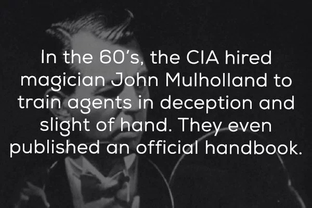 Classified CIA Secrets (19 pics)
