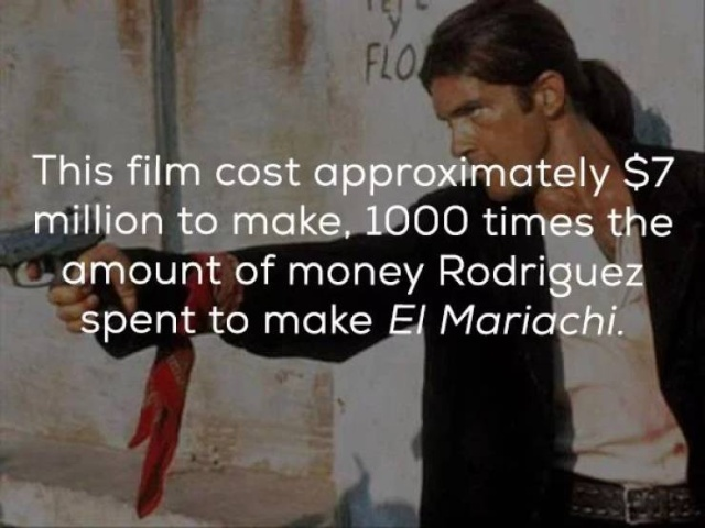 "Facts About The ""Desperado"" (18 pics)"