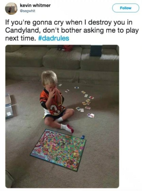 Parents That Don't Feel Shame When Roasting Their Kids (23 pics)