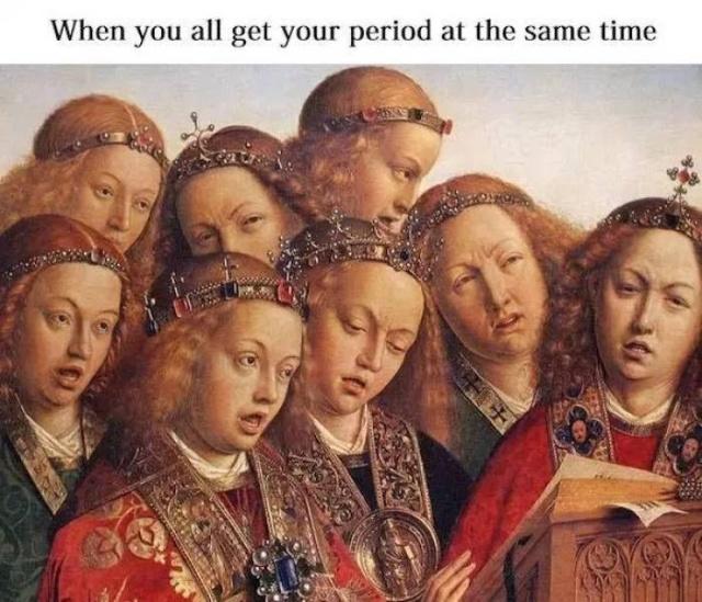 Renaissance Memes (24 pics)