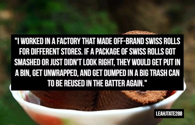Dirty Company Secrets Shared By Employees (17 pics)