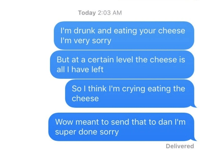 When People Drunk-Text Their Parents (9 pics)