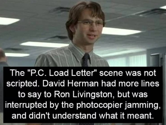 """""""Office Space"""" Facts (17 pics)"""