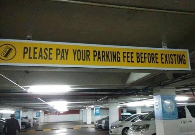 Parking Fun (19 pics)