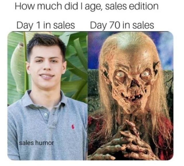 Sales Memes (31 pics)