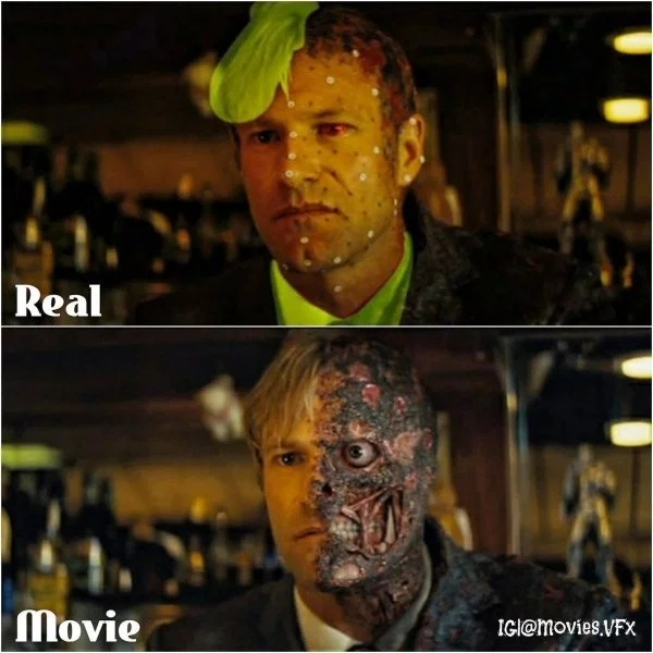 Before And After Visual Effects (35 pics)