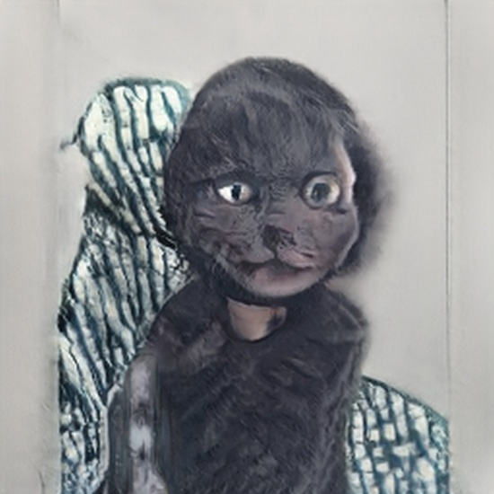 Freaky Cats Generated By Neuronet (20 pics)