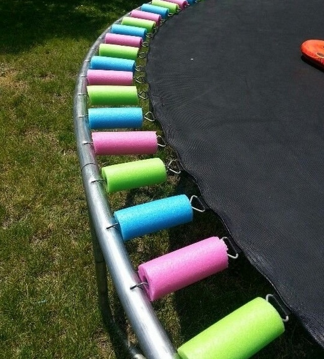 Pool Noodles Are Very Useful (11 pics)