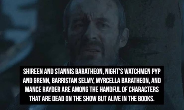 """Game Of Thrones"" Facts Are Coming (22 pics)"