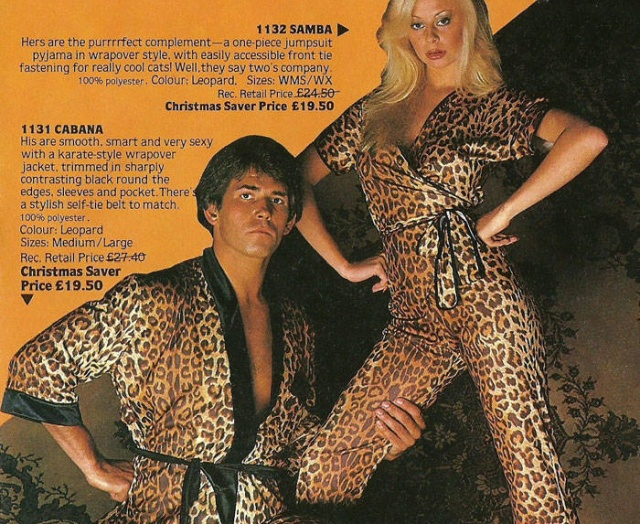 His-And-Hers Fashion From The 70's (30 pics)