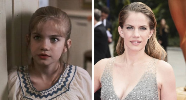 Kids From Movies Then And Now (18 pics)