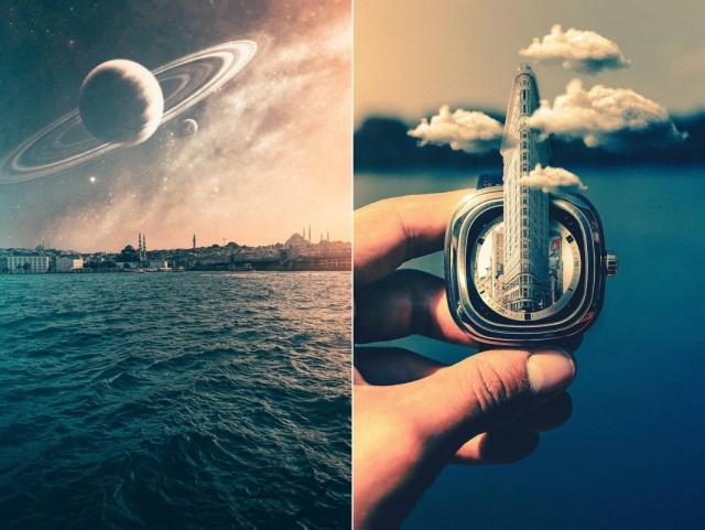 Art by Murat Demir (25 pics)