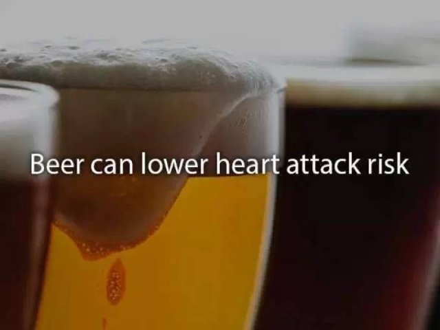 Health Benefits Of Alcohol (15 pics)