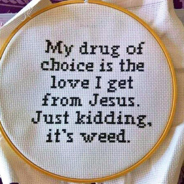 Awesome Cross Stitches (20 pics)