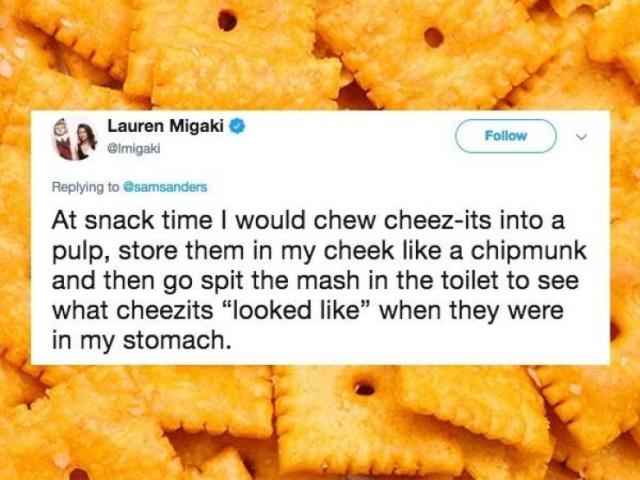 Bizarre Food Habits Of Kids (19 pics)