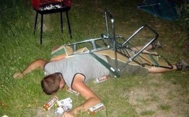 Drunk People Doing Stupid Things (56 pics)