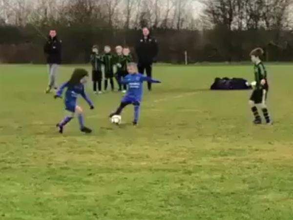 Kid Has Some Skills
