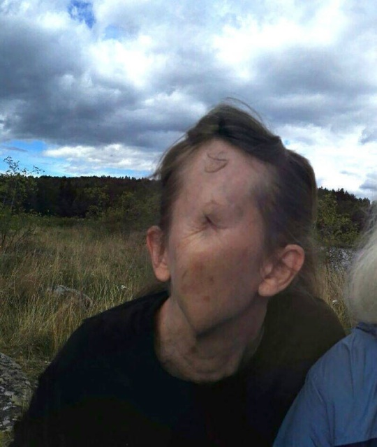 Failed Panoramic Shots (46 pics)