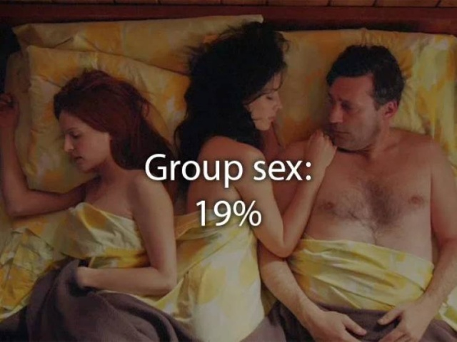 The Most Popular Sexual Fantasies (10 pics)