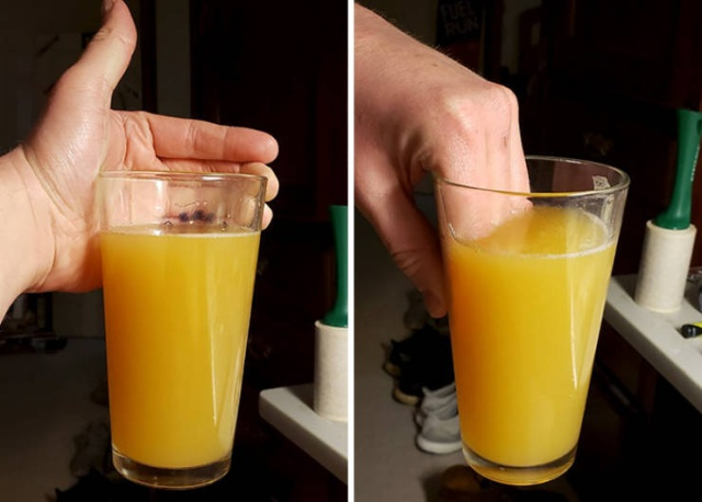 The Worst Ways To Hold Your Drink (31 pics)