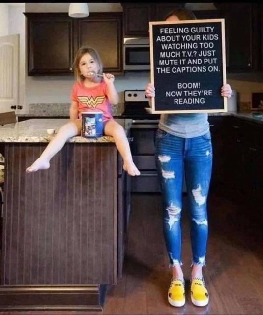 These Parents Are Good (27 pics)