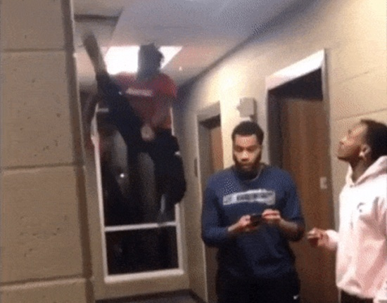 Their Skills Are Kind Of Entertaining (16 gifs)