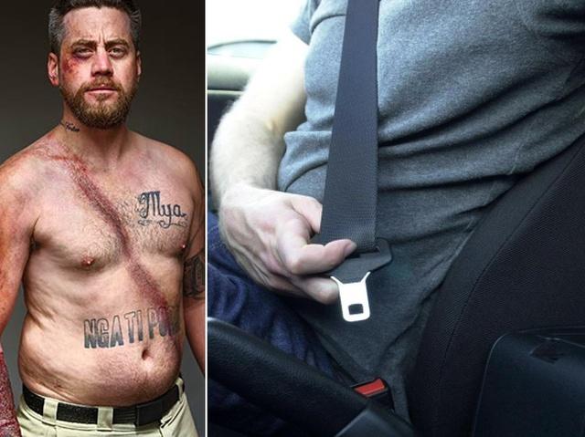 New Zealand Seatbelt Campaign 'Belt Up' (10 pics)