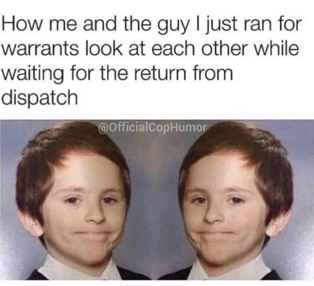 Police Memes (21 pics)