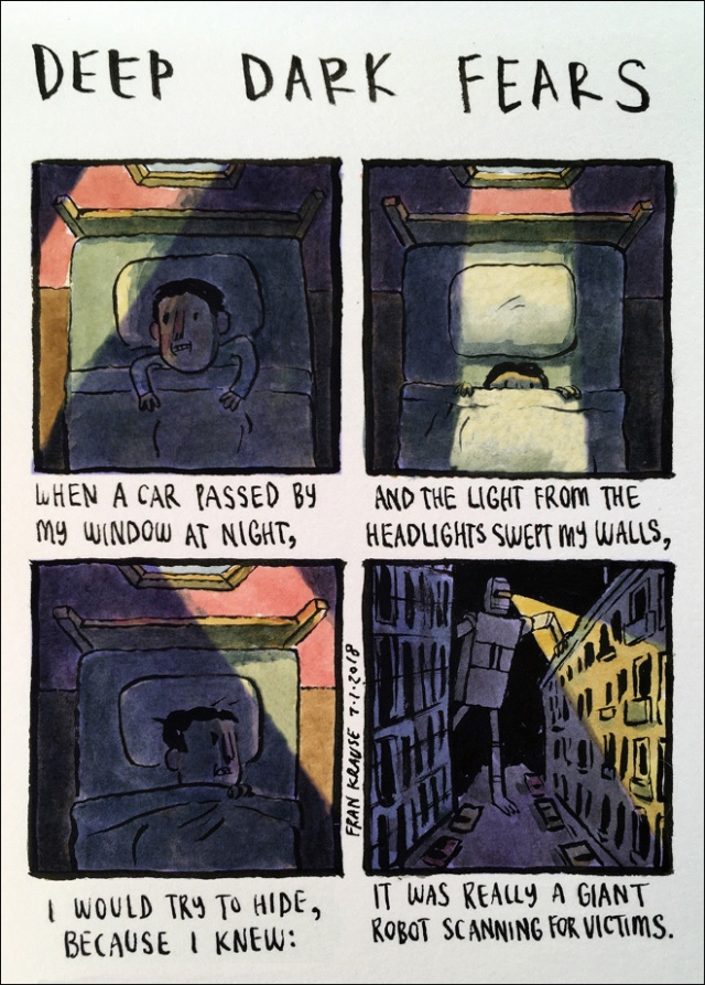 Deep Dark Fears (20 pics)