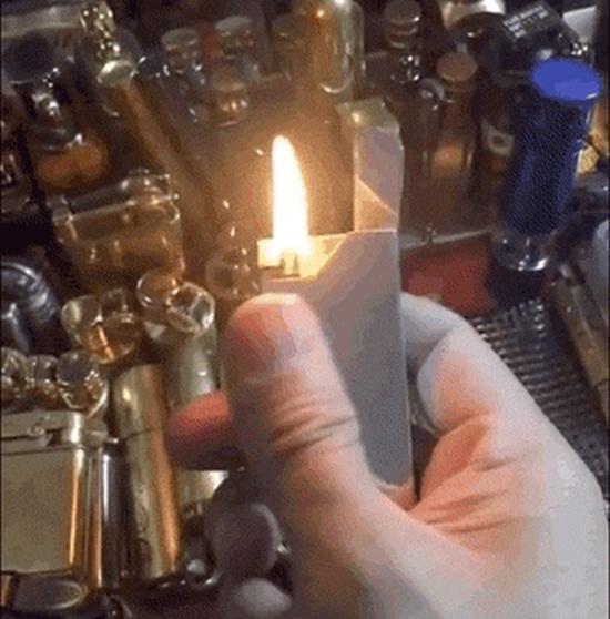 Rare Lighters (18 gifs)