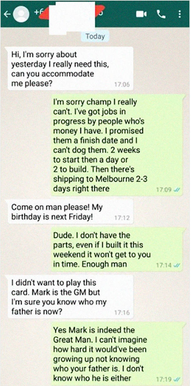 How To Talk To Extremely Choosing Beggar (10 pics)