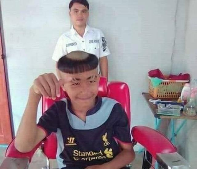 Strange Haircuts (17 pics)