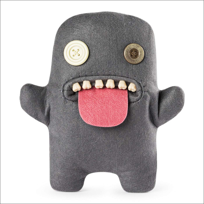 Fugglers Are Stuffed Toys With Human Teeth (20 pics)