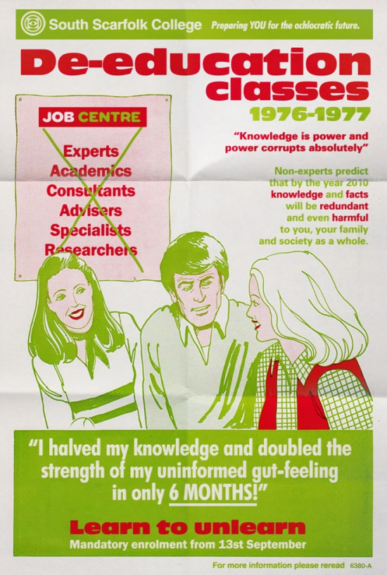 1970s-Era Posters From an Imaginary English Town (20 pics)