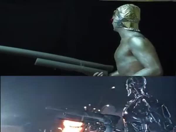 Terminator 2: Low Budget Parody