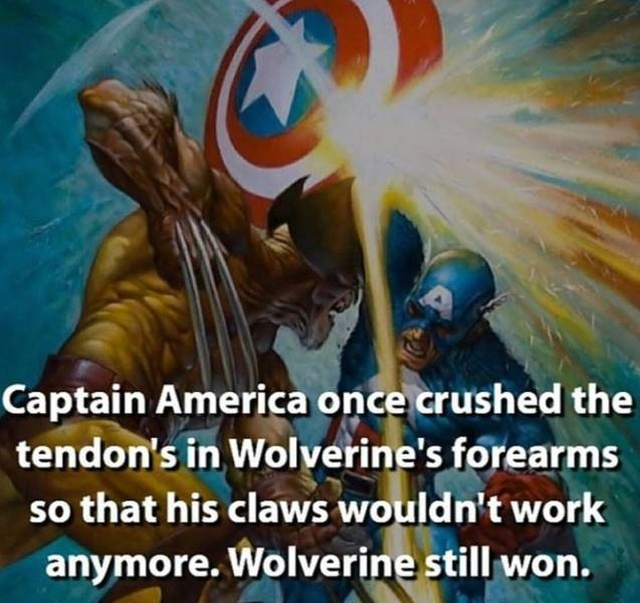 Facts About Marvel Superheroes (37 pics)