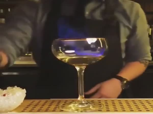 The Way This Drink Is Made