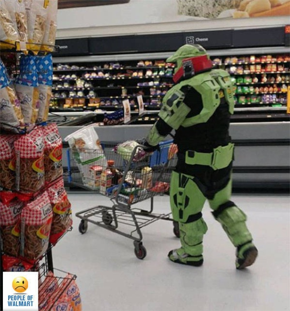 Welcome To Walmart (29 pics)