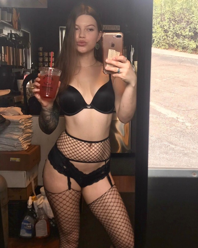 Officials Revoke Licence From 'Bikini Barista' Coffee Shop Was Operating More Like An Adult Business (30 pics)