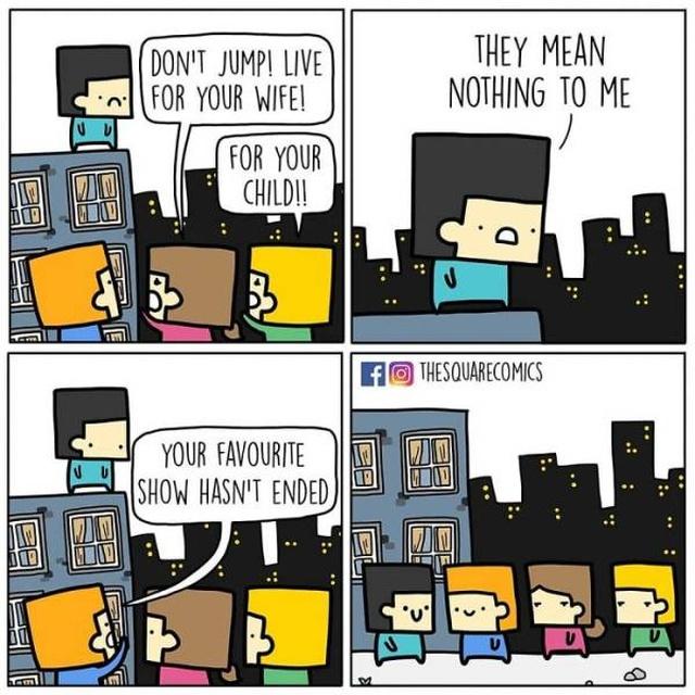 Dark Humor Comics (28 pics)