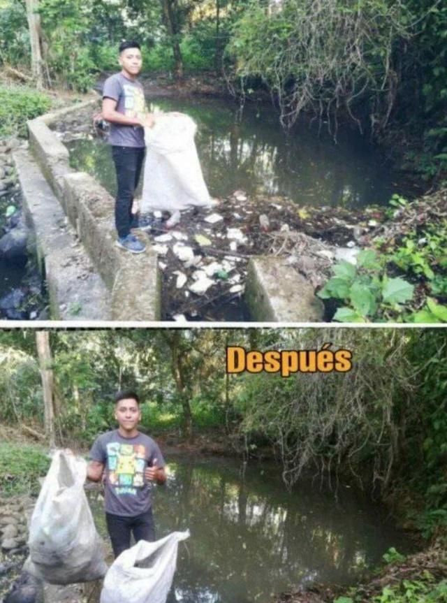 #detrashed Challenge Is Very Useful (10 pics)