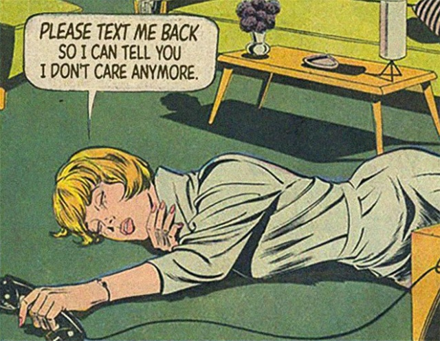 When Modern Love Meets Classic Comic Books (19 pics)