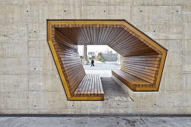 Creative Benches (15 pics)