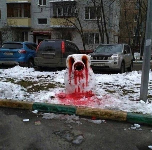 Scary Images (24 pics)