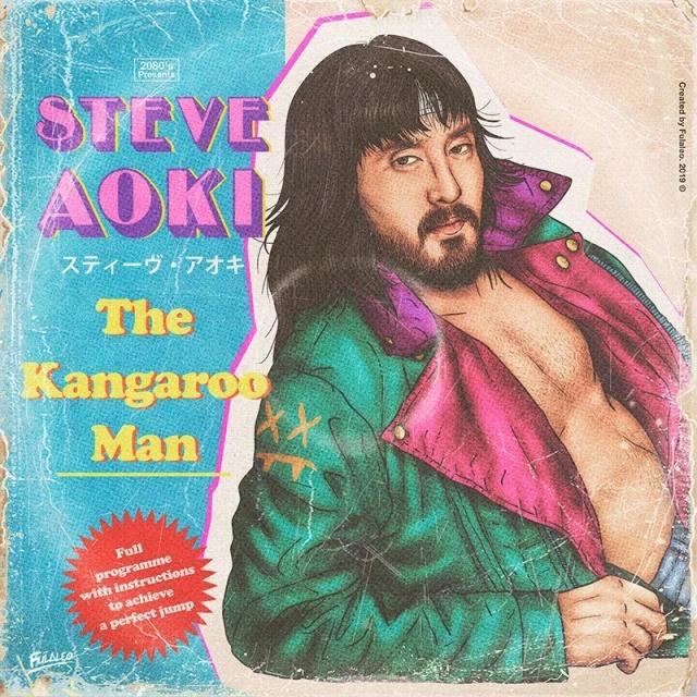 80s Album Covers of Today's Music Stars (18 pics)