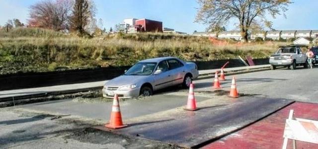Strange Car Accidents (28 pics)