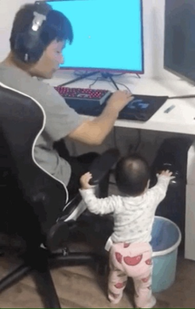 Dads Are Cool (19 gifs)
