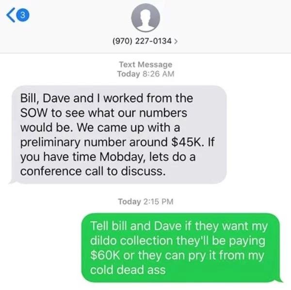 Awkward Texts (27 pics)