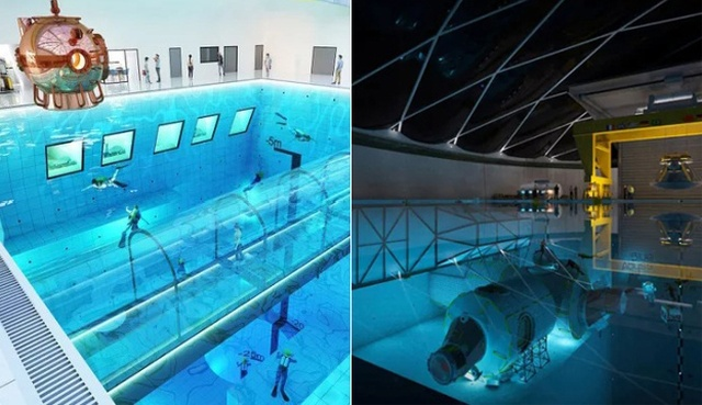 World's Deepest Swimming Pool To Be Opened In Poland This Year (3 pics)